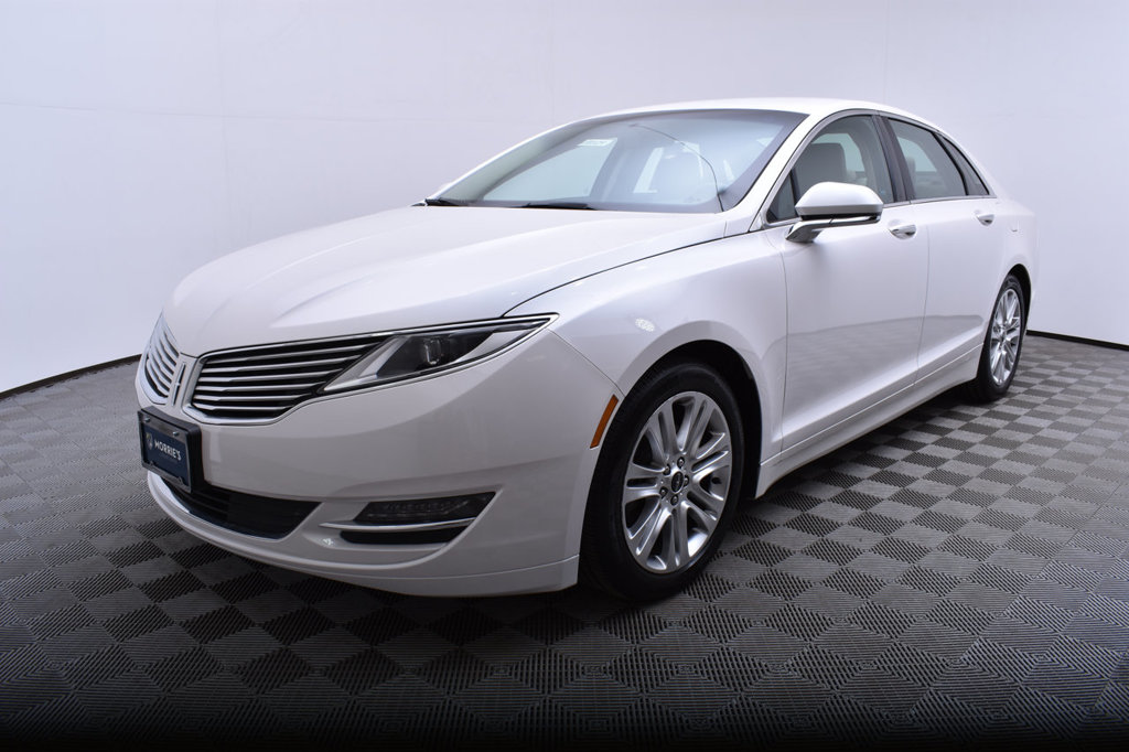 Certified Pre Owned 2016 Lincoln Mkz 4dr Sedan Awd